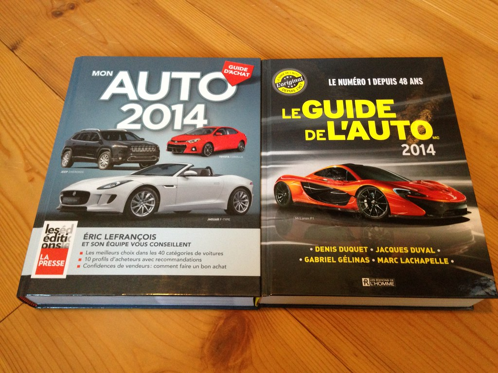mon auto 2014 le guide de l auto 2014 olivier lacombe flickr rh flickr com guide de l'auto tiguan 2014 guide de l'auto rogue 2014