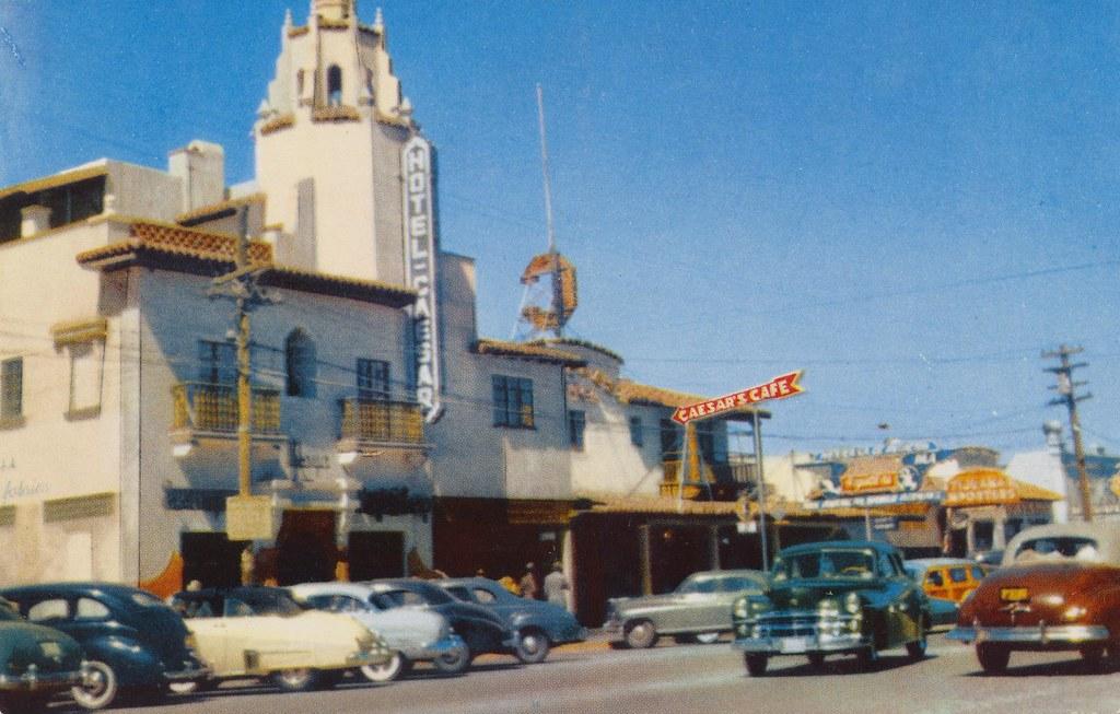 Caesar's Hotel - Tijuana, Baja California