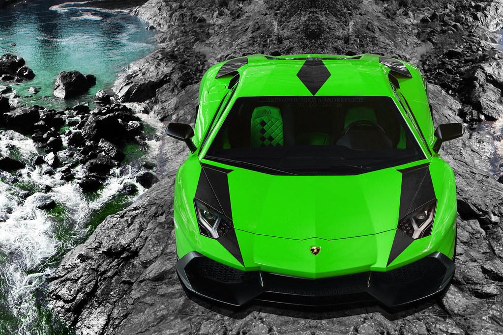 Lamborghini Aventador FROGo | By Nike_747 Lamborghini Aventador FROGo | By  Nike_747