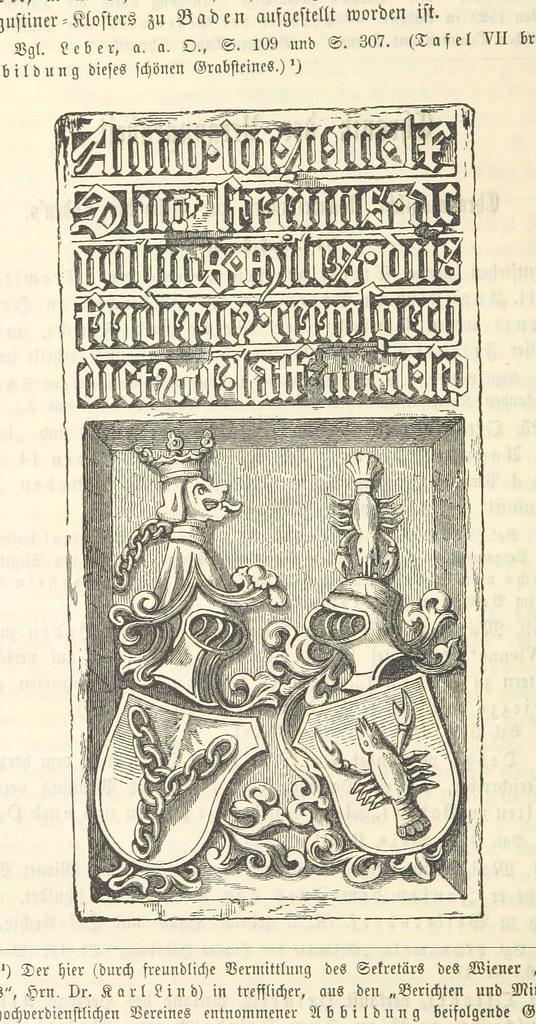 Image Taken From Page 176 Of Beiträge Zur Chronik Der St Flickr