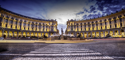 Republic Square, Rome | by MrFederico