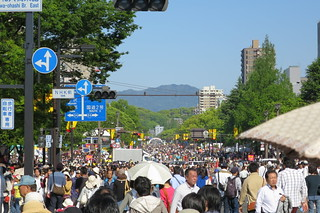 Hiroshima Flower Festival | by tomosang R32m