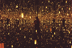 """Kusama: At the End of the Universe""""   2016-011   www.mfah.o…   Flickr"""