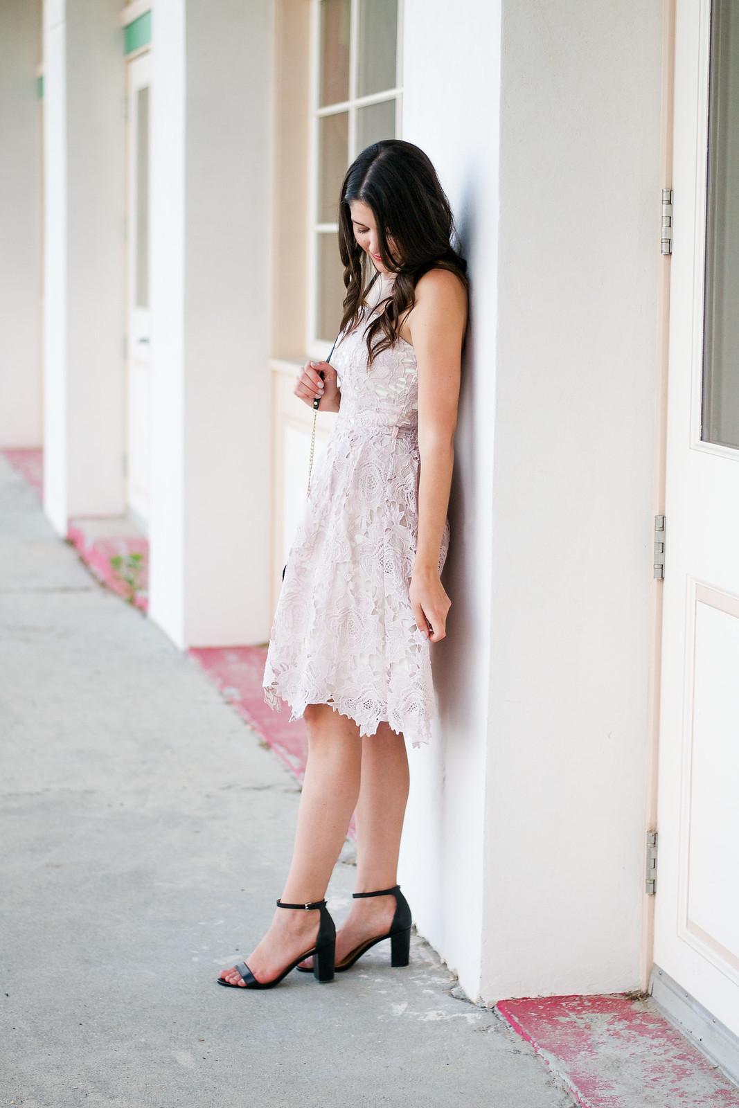 Summer Wedding Dressing