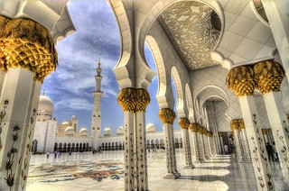 Sheikh Zayed Grand Mosque | by Walid Mahfoudh