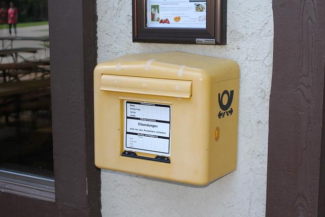 Die Postkiste