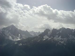 27 Uitzicht vanaf Brevent