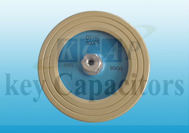 for CCG81-6U 3000PF-K 10KV 90KVA High Frequency Voltage Ceramic Capacitor