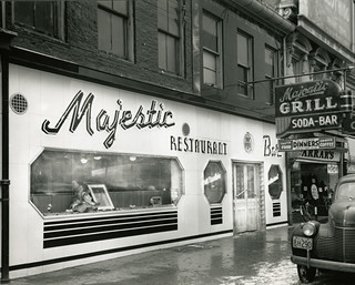 Majestic Restaurant, 1933-1969 | by Local History & Archives, Hamilton Public Library