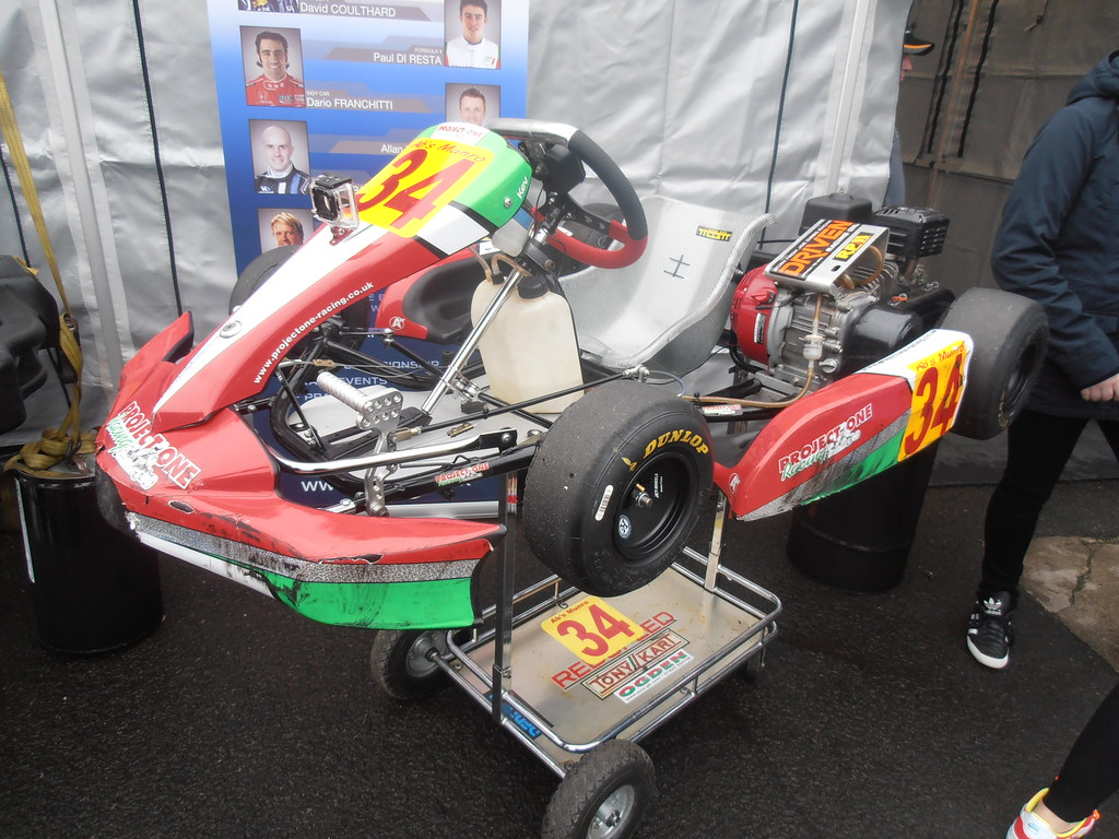 biri kart Project One Race Kart   Honda Cadet | jambox998 | Flickr biri kart