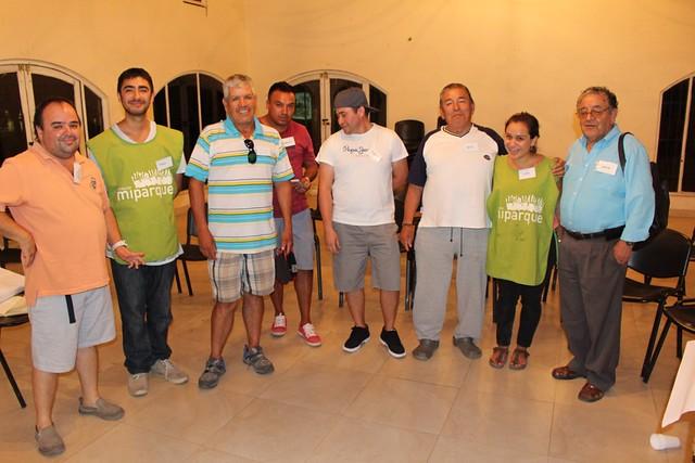 Cancha Complejo Deportivo| Renca | Coca Cola - Embotelladora Andina
