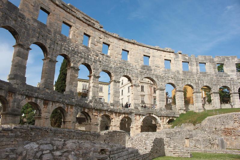 Istria-Pula-Arena-Croatia-普拉競技場-17度C隨拍- (46)