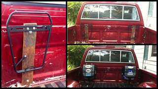 Truck Bed Pannier Racks | by anoved
