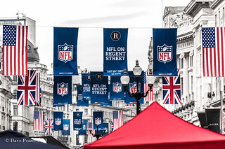 NFL on Regent Street. | by Dave Pearce (London)