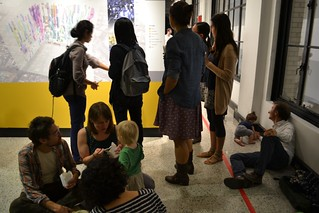 Vietnamese Sidewalk Comes to MIT Gallery at 'Sidewalk City' Opening | by mitcolab