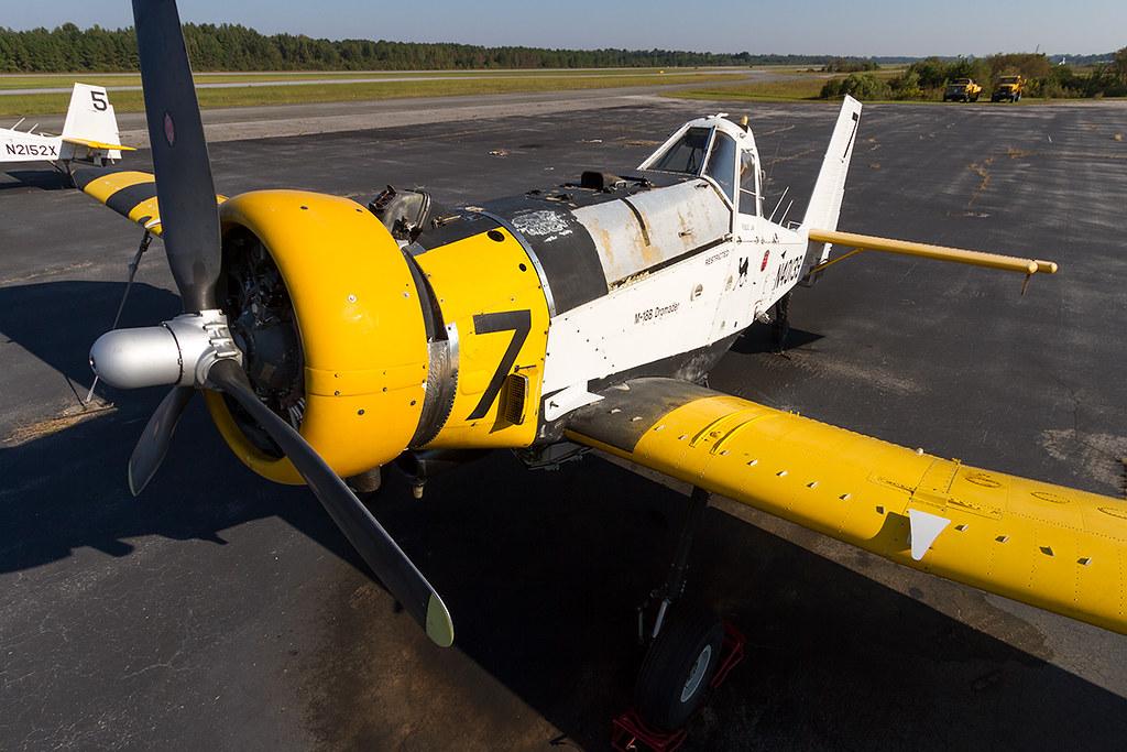 nc forest service pzl m 18 dromader n40139 mark carlisle flickr rh flickr com Cessna Agwagon PZL Mielec M28 Aircraft