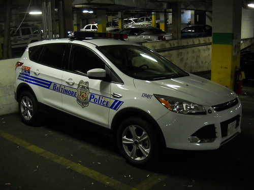 New Police Vehicle Ford Escape This Is A Good Name For A