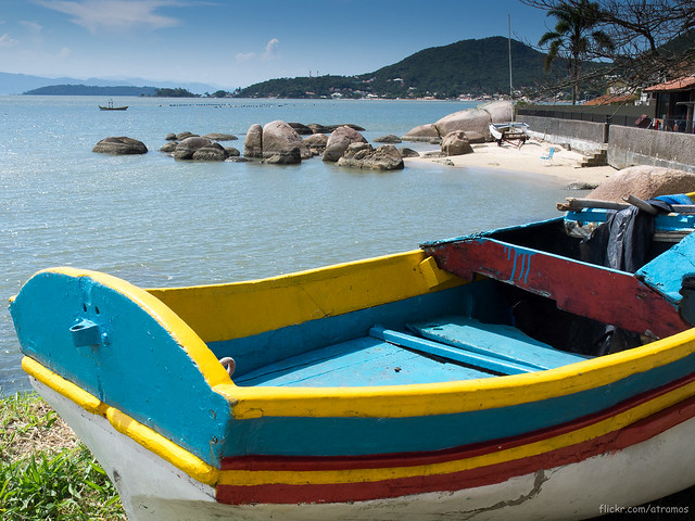 Cliché d'une plage brésilienne pris avec un M.ZUIKO DIGITAL ED 14–150mm