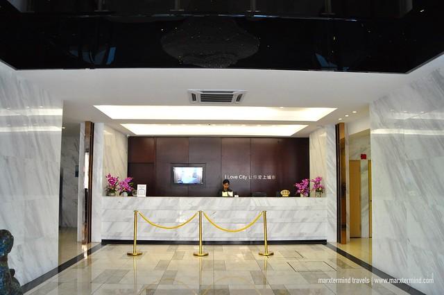 City Comfort Hotel Bukit Bintang Lobby