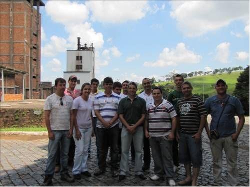 Visita Café Solúvel - Curso CCCMG 2011