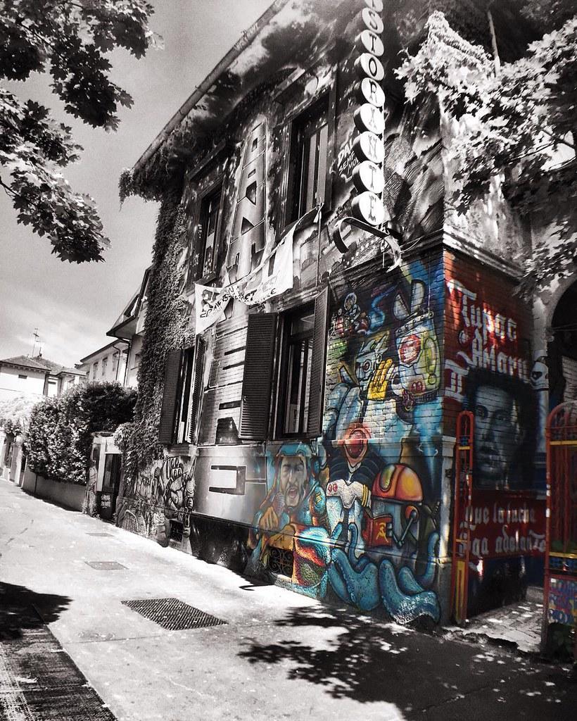Graffiti Milan Italy Milan Milano Milano Bnw Igersm