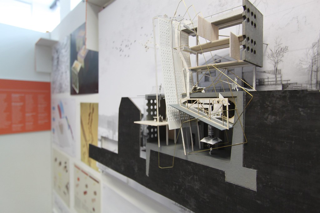 ... Sheffield School Of Architecture Degree Show 2013   By James Benedict  Brown