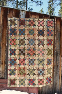 Sister's Paint Box Quilt | by CoraQuilts~Carla