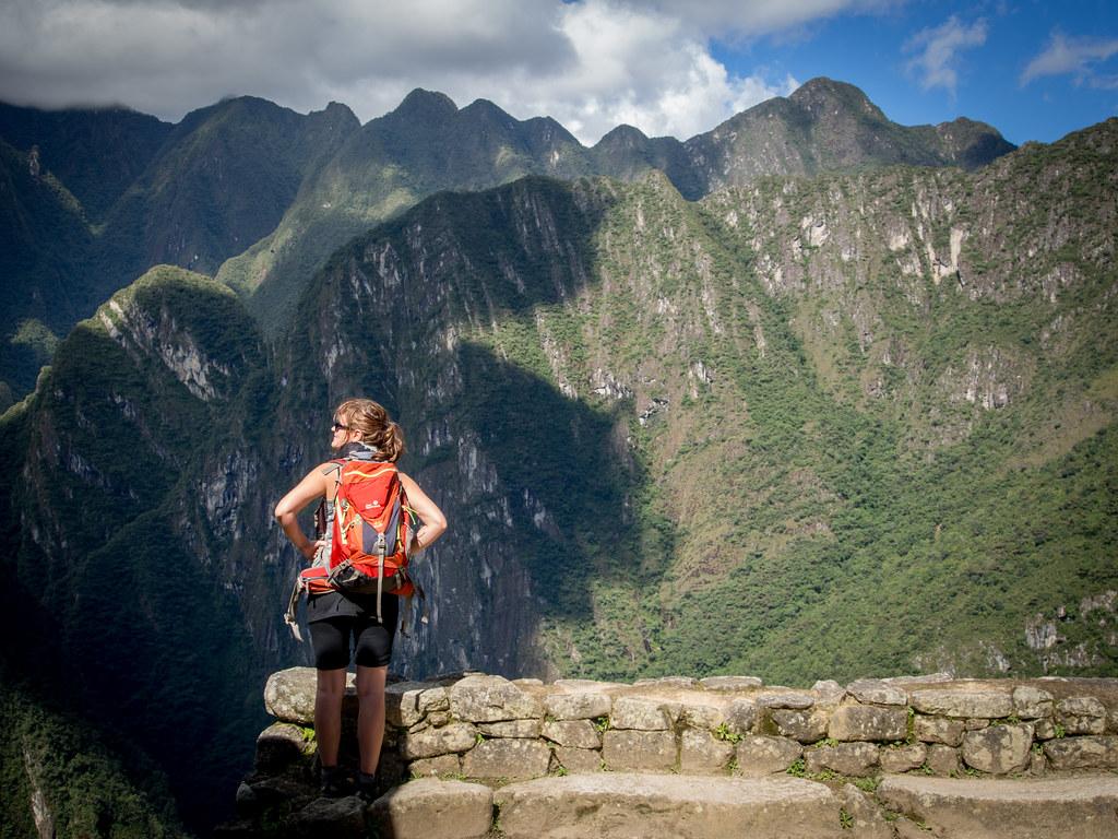 Machu Picchu, Peru 2014-53