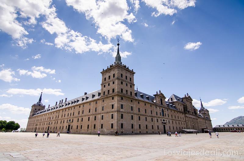 un fin de semana en la sierra de Madrid monasterio de El Escorial