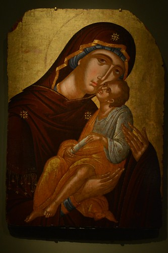 12th Century Byzantine Icon