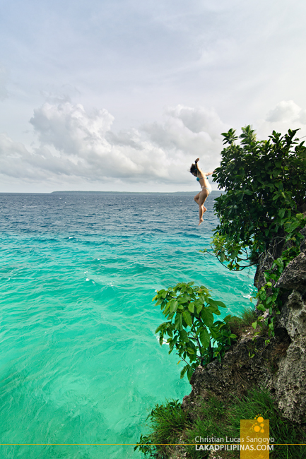 Salagdoong Beach Siquijor Cliff Jumping