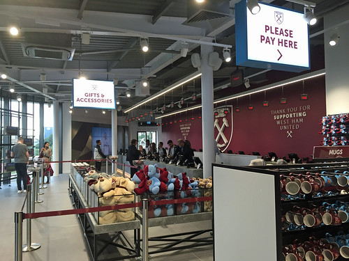 West Ham Store | by diamond geezer
