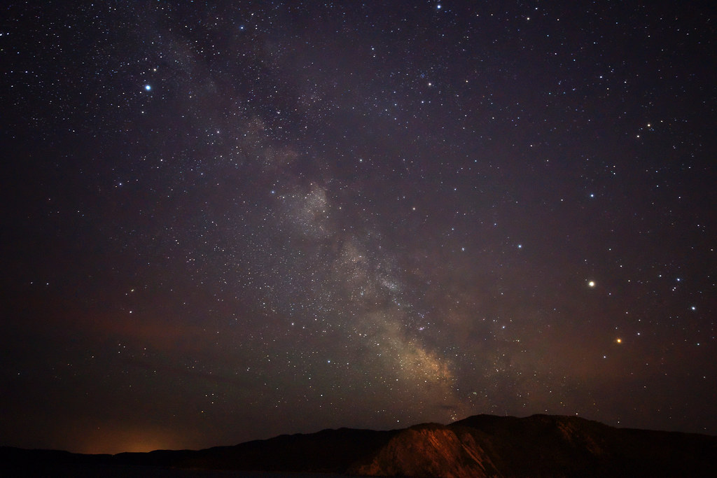 Milky Way in Gros Morne