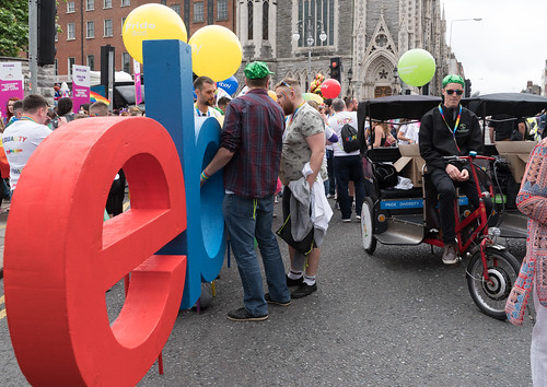 PRIDE PARADE AND FESTIVAL [DUBLIN 2016]-118096 | by infomatique