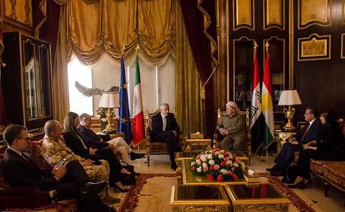 Missione in Iraq - Erbil