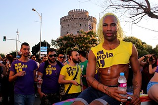 Thessaloniki Pride Parade | by Teacher Dude's BBQ