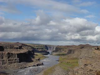 056 Jökulsá canyon
