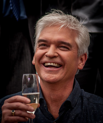 Philip Schofield | by Eric The Fish (2018)