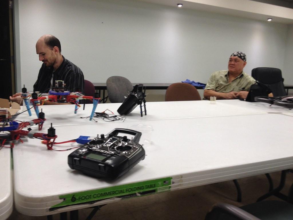 PX4 Quadcopter Setup Workshop | HawaiiTechWorks org