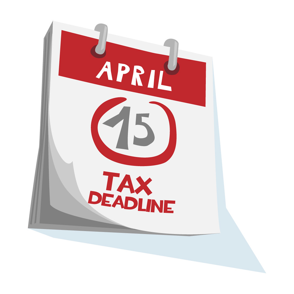 Tax Refund Chart For 2014: April 15 - Tax Deadline on Calendar | Time to file taxes - Au2026 | Flickr,Chart
