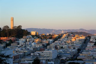 Telegraph Hill | by deerhake.11