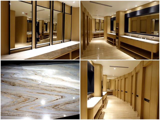 Conrad Manila- restroom