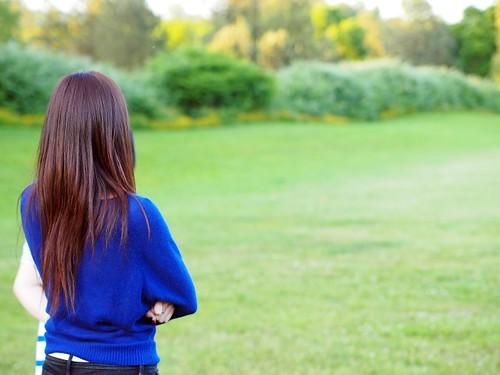 女性 若年性脱毛症