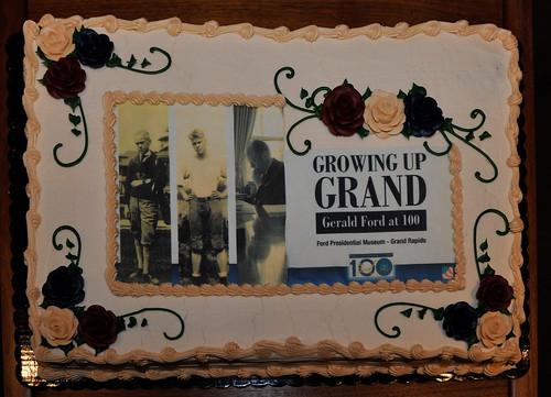 Growing Up Grand Exhibit
