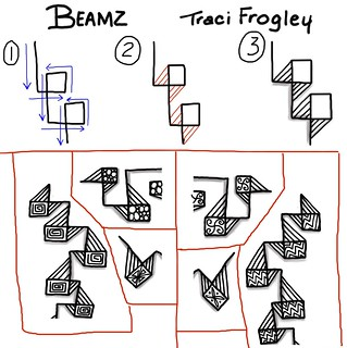 BEAMZ | by Traci Frogley