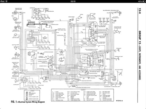 1962 ford galaxie wiring diagram | mark & anne's photos ... 1962 ford galaxie 500 wiring diagram