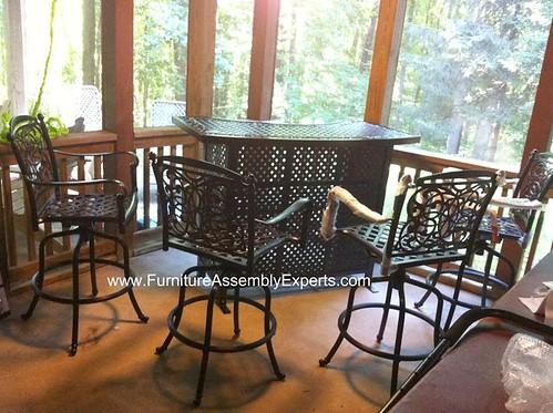 Sams Club Patio Dining Set Assembly Service In DC MD VA Flickr