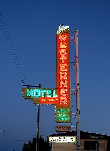 Motel  Portland