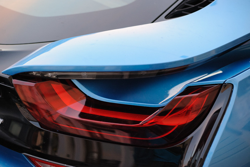 Bmw I8 Tail Light Julian Schroeder Flickr