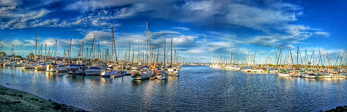Manly Boat Harbour, Moreton Bay, Qld. | by Aussie~mobs